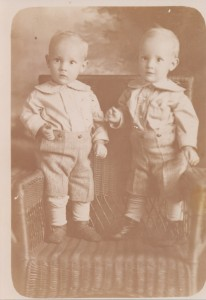 Jack and Joe Musteen