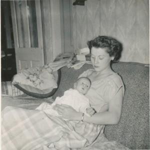 Anita Kooker Musteen and Rebecca Gail Musteen