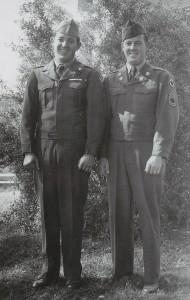 Joe Musteen (L) & Jack Musteen (R)