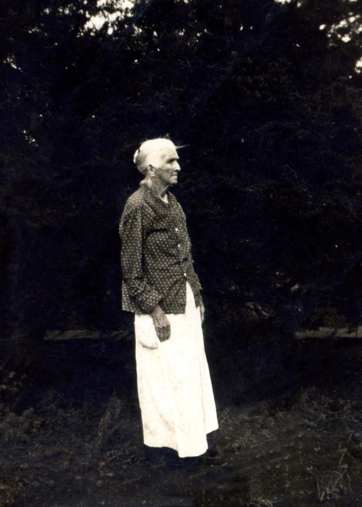 Achsah Caroline Price Goodwin, 1924