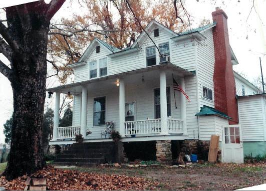 Thomas Mustain House